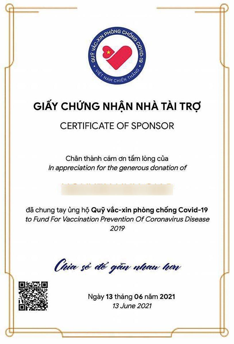 Sáng kiến lập Quỹ Vaccine của Việt Nam là ý tưởng nhân văn - Ảnh 2.
