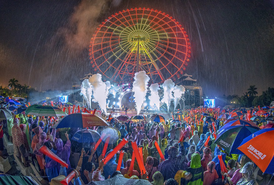 Đến Đà Nẵng chào năm mới 2021 với hàng loạt sự kiện đặc biệt hấp dẫn tại Công viên châu Á- Asia Park - Ảnh 1.
