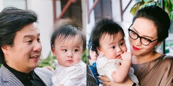 Những cặp song sinh nhà sao Việt được yêu mến - Ảnh 3.